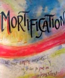 mortification