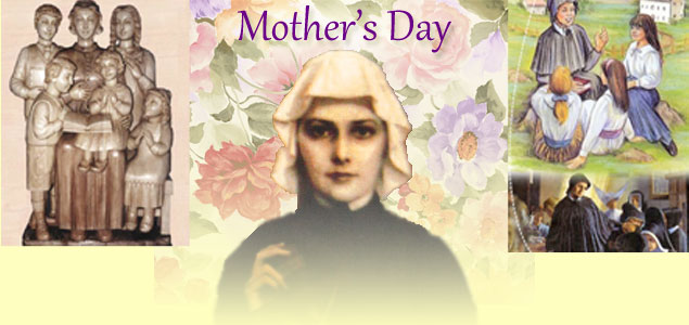 Mother's Day: St. Elizabeth Ann Seton - FAMVIN News
