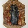 Vincent de Paul with poor