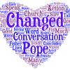 Pope change conversation